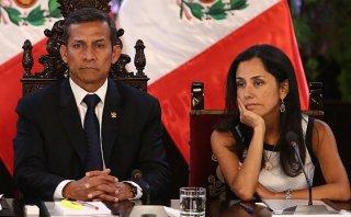 """Humala tildó de """"política"""" a comisión MBL por citación a Nadine"""