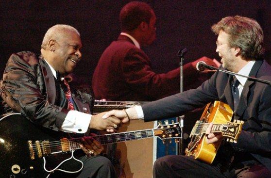 B.B.King: Eric Clapton se despidió con este emotivo video