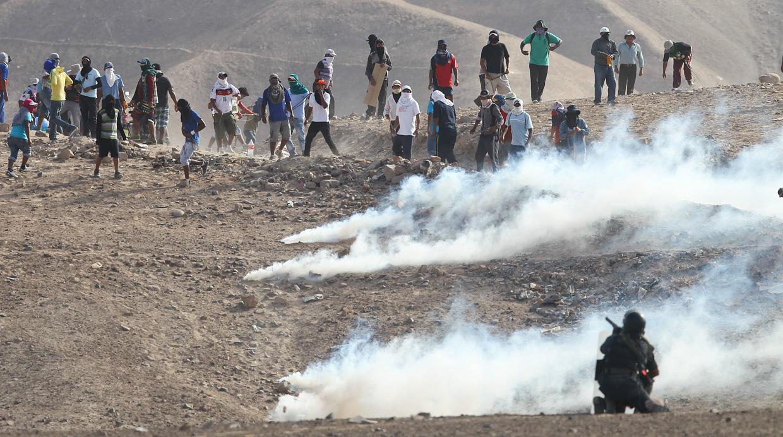 Violencia en Cocachacra: enfrentamientos entre los cerros
