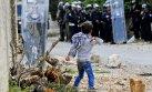 El niño palestino que se enfrentó solo a las tropas de Israel