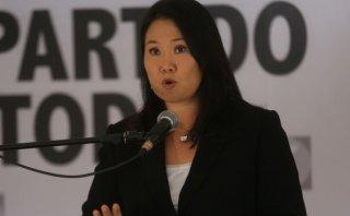 "Keiko Fujimori a Ollanta Humala: ""Por favor suspenda Tía María"""