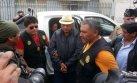 Arequipa: Pepe Julio Gutiérrez permanece detenido en fiscalía