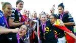 Frankfurt campeón de la Champions League femenina en Berlín - Noticias de uefa champions league 2014-2015