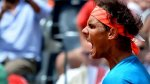 Nadal venció a Isner y clasificó a cuartos del Masters de Roma - Noticias de devolucion
