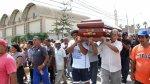 Trasladaron a Tumán restos de trabajador azucarero baleado - Noticias de tumán
