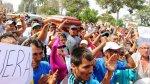Trasladaron a Tumán restos de trabajador azucarero baleado - Noticias de lambayeque