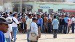 Trabajadores intentaron tomar oficinas de la empresa Tumán - Noticias de tumán