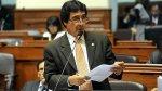 Congreso decidió suspender 120 días a Víctor Grandez - Noticias de prostitución