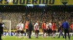 Clausuraron La Bombonera tras agresión a jugadores de River - Noticias de sergio berni