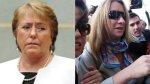 Nuera de Bachelet pacta con firma que la demandó por estafa - Noticias de sebastian davalos