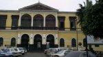 La Victoria: controlan derrame de ácido en instituto José Pardo - Noticias de instituto jose pardo