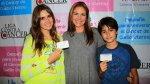 Almendra Gomelsky y su hija se unen en campaña contra el cáncer - Noticias de campaña de vacunación