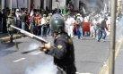 Tía María: más de 263 policías fueron heridos en protestas