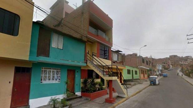 Alcaldes ser an denunciados si no retiran obras en veredas - Escalera exterior para segundo piso ...