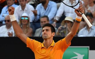 Djokovic ganó el Masters de Roma tras derrotar a Federer