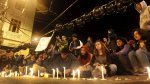 Chile: Vigilia por jóvenes asesinados tras marcha en Valparaíso - Noticias de doble identidad