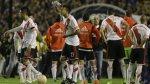 River Plate: jugadores fueron atacados con un irritante casero - Noticias de análisis toxicológico
