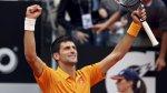 Djokovic venció a Ferrer y jugará la final del Masters de Roma - Noticias de nadal