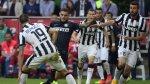 Juventus venció 2-1 a Inter de Milán por la Serie A de Italia - Noticias de mauro icardi