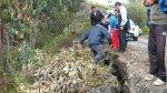 Áncash: Ejecutivo declaró estado de emergencia en Socosbamba - Noticias de falla geologica