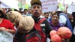 Tía María: pérdidas en Valle de Tambo suman S/. 60 millones - Noticias de produccion de leche