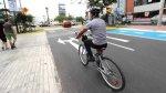Lima: 43 distritos acuerdan duplicar ciclovías para el 2018 - Noticias de ordenanza municipal