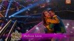 """""""El gran show"""": Melissa Loza sufrió aparatosa caída en set - Noticias de esto es guerra"""