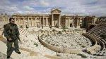 Ejército sirio expulsa al Estado Islámico de milenaria Palmira - Noticias de irak