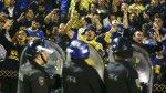 Gobierno argentino niega culpa policial en el Boca vs. River - Noticias de la bombonera