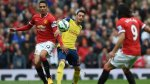 Manchester United empató 1-1 con Arsenal por la Premier League - Noticias de wayne bridge
