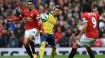 Manchester United empató 1-1 con Arsenal por la Premier League - Noticias de wayne rooney