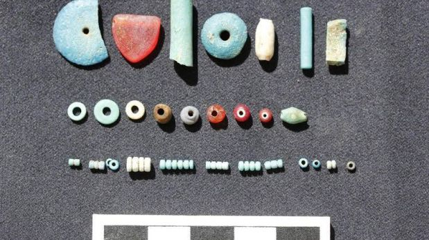 Objetos hallados sugieren que el templo tenía gran importancia religiosa (Foto: Ministry of Antiquities)