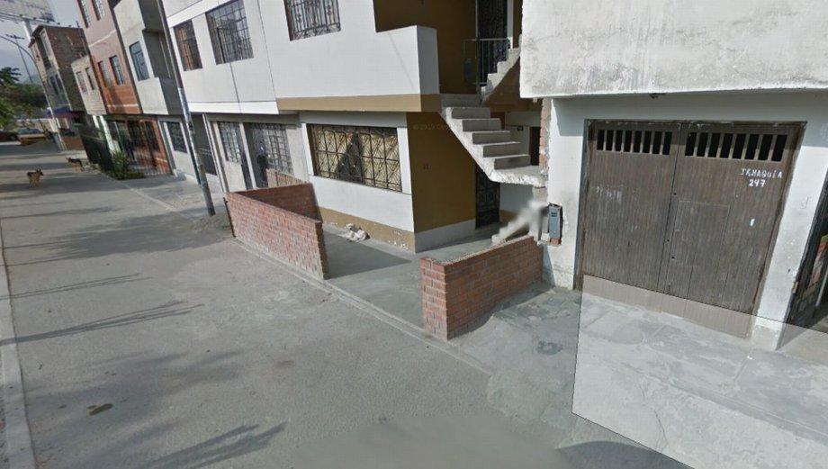 Google Street View captó a los vecinos más frescos de Lima