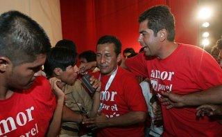 ¿Humala encargó a Belaunde las bases nacionalistas de Áncash?