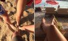 Facebook: piernas de mujeres alborotan la red en protesta
