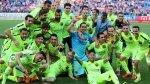 Barcelona campeón de Liga BBVA: así festejó el título (FOTOS) - Noticias de albert lopo