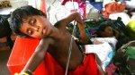 """Inmigrantes en Indonesia: """"Cien murieron en peleas por comida"""" - Noticias de mujer golpeada"""