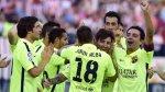 Cinco claves del título de liga del Barcelona - Noticias de xavi hernández