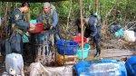 Ayacucho: PNP destruyó dos laboratorios para elaboración de PBC - Noticias de pastas