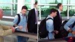 Messi es criticado luego de no dar autógrafo a anciano [VIDEO] - Noticias de mundial brasil 2014