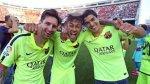 Facebook: el mensaje de Messi por el título de Barcelona - Noticias de liga española