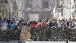 Grupo México afirma ceñirse a la ley ante oposición a Tía María - Noticias de activistas ambientales