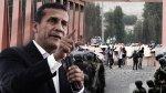 Ollanta Humala: ¿la caída de su aprobación fue por Tía María? - Noticias de ipsos perú