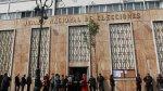 JNE reporta incidentes en elecciones de representantes al CNM - Noticias de recurso humano