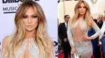 Billboard: Jennifer López con sexy transparencia en los premios - Noticias de las vegas