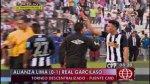 Alianza Lima: Jean Deza 'expulsó' al árbitro y sería sancionado - Noticias de real garcilaso