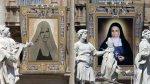El Papa canonizó a dos monjas palestinas del siglo XIX - Noticias de mahmoud abbas