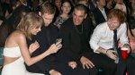 Taylor Swift y Calvin Harris, una pareja enamorada (FOTOS) - Noticias de billboard