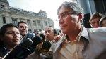 Aurelio Pastor fue trasladado al penal de Piedras Gordas II - Noticias de escucha activa