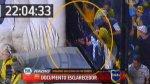 Identifican a hinchas que arrojaron gas tóxico a River Plate - Noticias de la bombonera